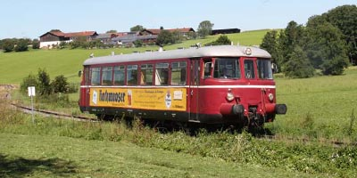 Chiemgauer Lokalbahn Obing