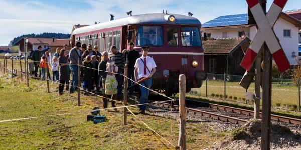 Titelbild zur Veranstaltung : Osterhasen Express 2020