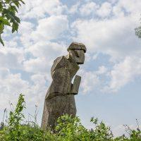skulpturen weiher bruckner5