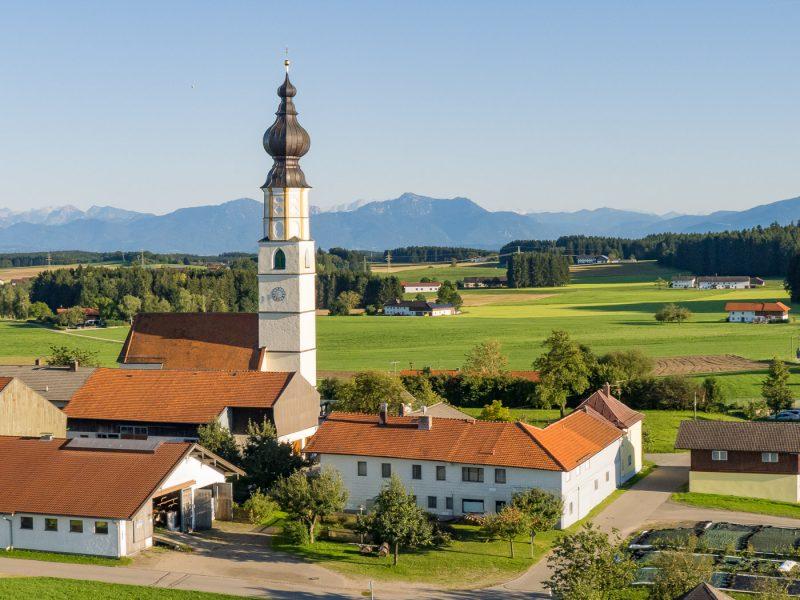 Filialkirche St. Jakob Albertaich