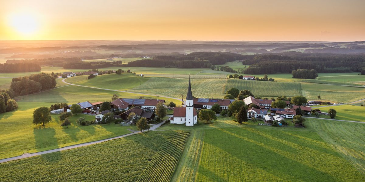 Filialkirche St. Ägidius Diepoldsberg