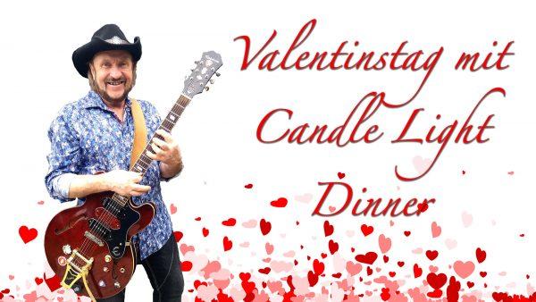 Titelbild zur Veranstaltung : Candle Light Dinner mit Hanse Schoierer
