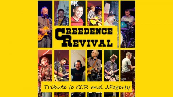 Titelbild zur Veranstaltung : Creedence Revival
