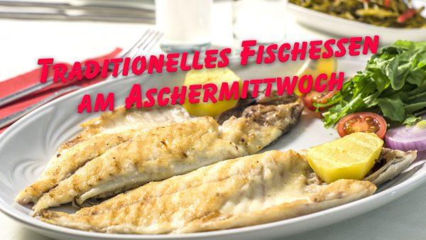Titelbild zur Veranstaltung : Fischessen am Aschermittwoch