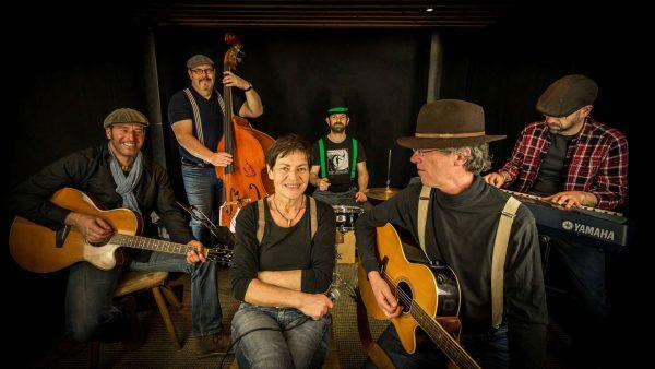 Titelbild zur Veranstaltung : Kesslfligga Band