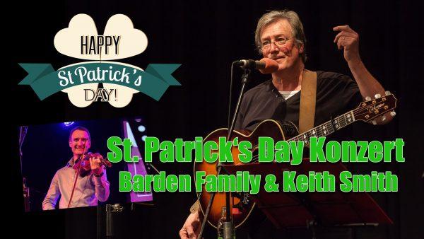 Titelbild zur Veranstaltung : St. Patricks Day Konzert