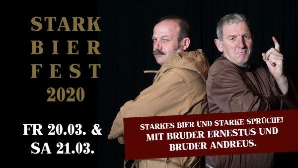 Titelbild zur Veranstaltung : Starkbierfest