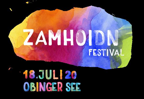 Titelbild zur Veranstaltung : ZAMHOIDN 2020 – Hang loose vom Obinger See