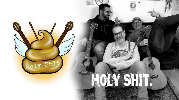 Titelbild zur Veranstaltung : Holy Shit