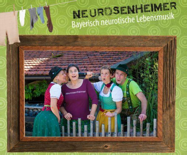 Titelbild zur Veranstaltung : Abgesagt! Konzert der Neurosenheimer