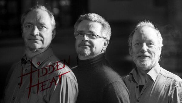 Titelbild zur Veranstaltung : Hidden Heat – Blues Rock