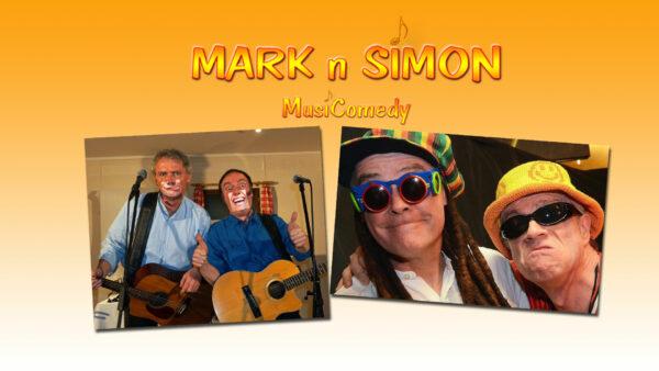 Titelbild zur Veranstaltung : Mark 'n' Simon