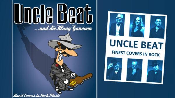 Titelbild zur Veranstaltung : Uncle Beat … und die Klang-Ganoven