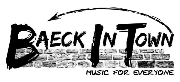 Titelbild zur Veranstaltung : Baeck in Town