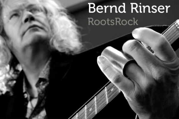 Titelbild zur Veranstaltung : Bernd Rinser – Roots Rock