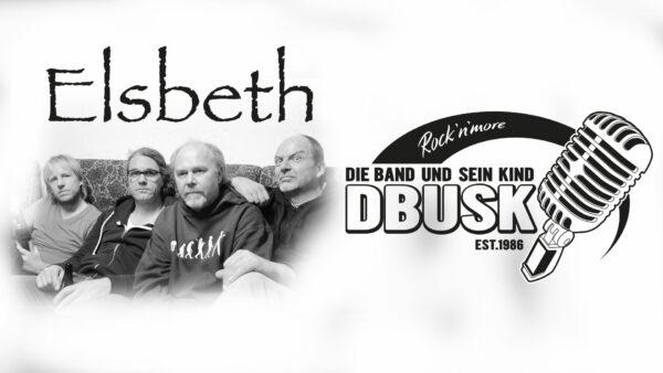 Titelbild zur Veranstaltung : Elsbeth & DBUSK