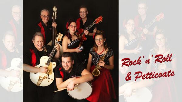 Titelbild zur Veranstaltung : Rock 'n' Roll & Petticoats